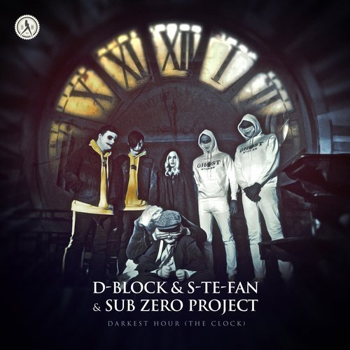 D-Block & S-te-Fan, Sub Zero Project - Darkest Hour (The Clock) MIDI