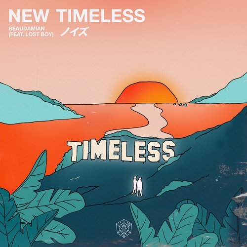 BeauDamian - New Timeless (ft. Lost Boy) MIDI