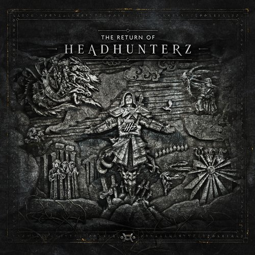 Headhunterz, Sub Zero Project - Our Church MIDI