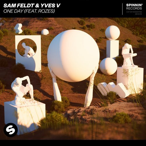 Sam Feldt, Yves V - One Day (feat. ROZES) MIDI