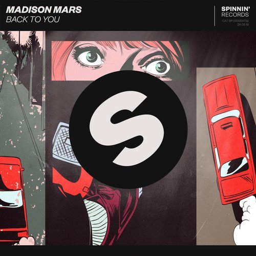 Madison Mars - Back To You MIDI