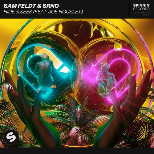 Sam Feldt, SRNO - Hide & Seek (feat. Joe Housley) MIDI
