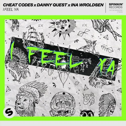 Cheat Codes x Ina Wroldsen x Danny Quest - I Feel Ya MIDI