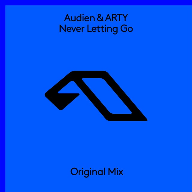Audien & Arty - Never Letting Go MIDI