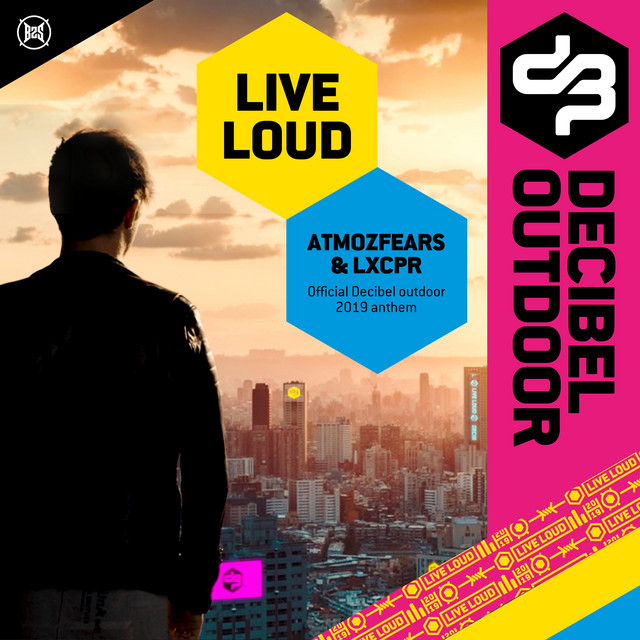Atmozfears, LXCPR - Live Loud (Official Decibel outdoor 2019 anthem) MIDI