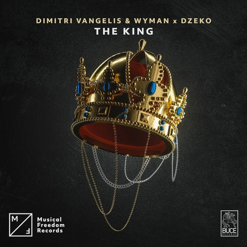 Dzeko, Dimitri Vangelis & Wyman - The King MIDI