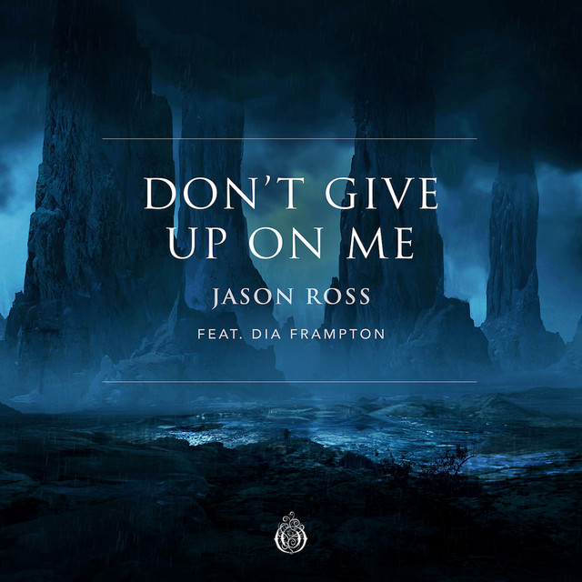 Jason Ross, Dia Frampton - Don't Give Up On Me MIDI