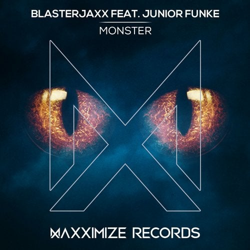 Blasterjaxx - Monster (feat. Junior Funke) MIDI