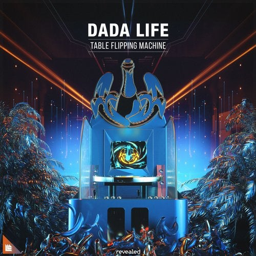 Dada Life - Table Flipping Machine MIDI