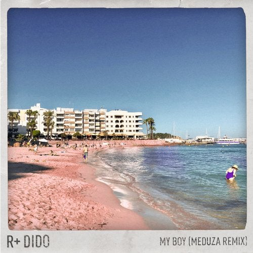 R Plus - My Boy (feat. Dido) (Meduza Remix) MIDI