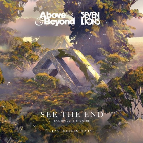 Above & Beyond, Seven Lions, Opposite The Other - See The End (Last Heroes Remix) MIDI