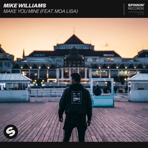 Mike Williams - Make You Mine (feat. Moa Lisa) MIDI