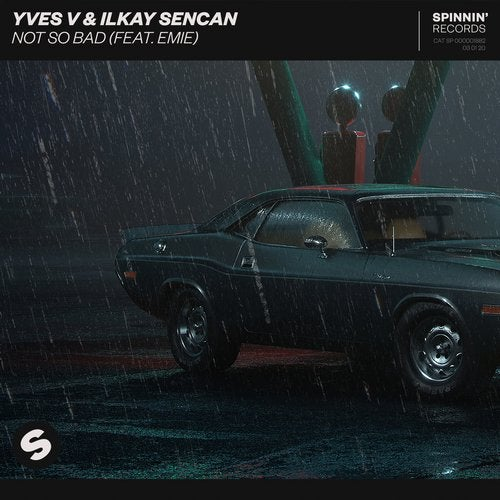Yves V, Ilkay Sencan - Not So Bad (feat. Emie) MIDI