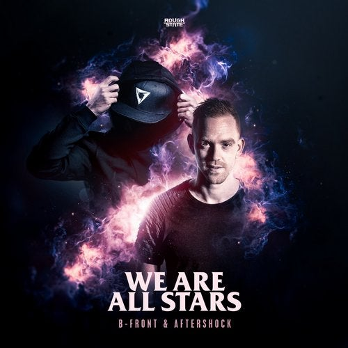 B-Front, Aftershock - We Are All Stars MIDI