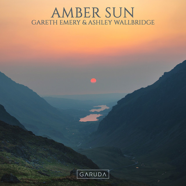 Gareth Emery, Ashley Wallbridge - Amber Sun MIDI