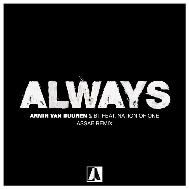 Armin van Buuren & BT feat. Nation of One - Always MIDI