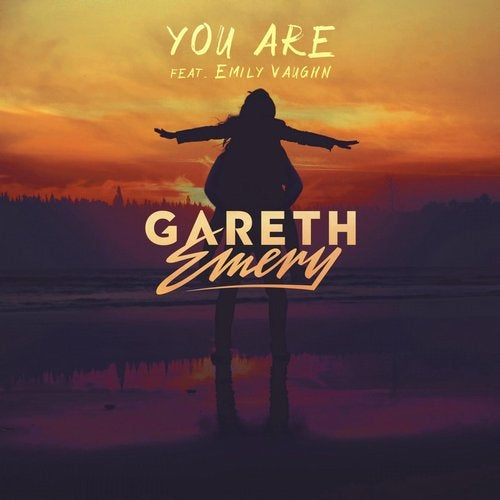 Gareth Emery - You Are (feat. Emily Vaughn) MIDI