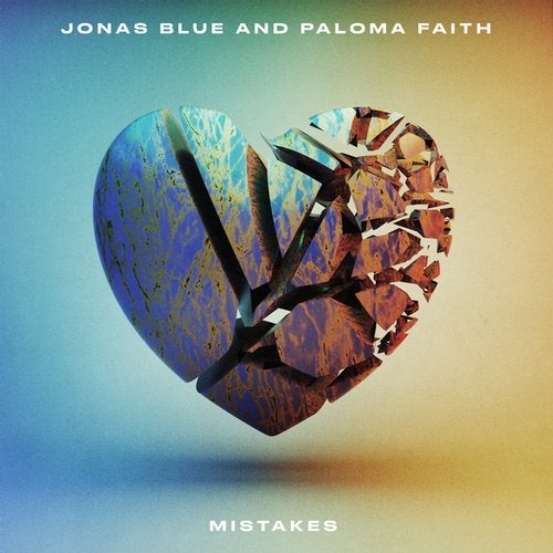 Jonas Blue, Paloma Faith - Mistakes MIDI
