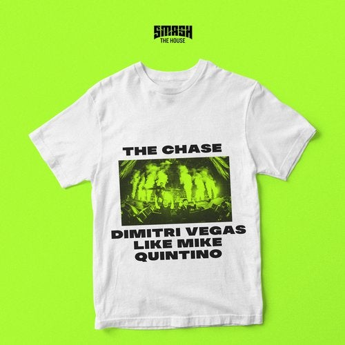 Dimitri Vegas & Like Mike, Quintino - The Chase MIDI
