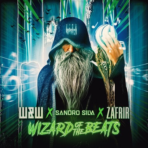 W&W x Sandro Silva x Zafrir - Wizard Of The Beats MIDI