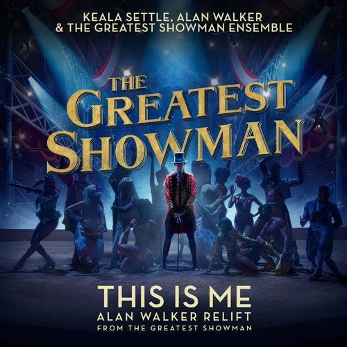 Alan Walker, Keala Settle & The Greatest Showman Ensemble - This Is Me (Alan Walker Relift) MIDI