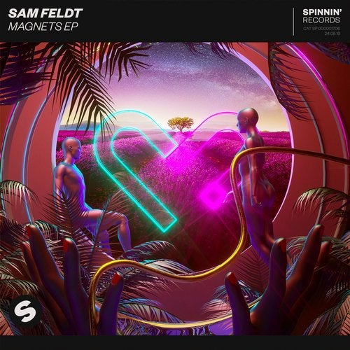 Sam Feldt - Post Malone (feat. RANI) MIDI