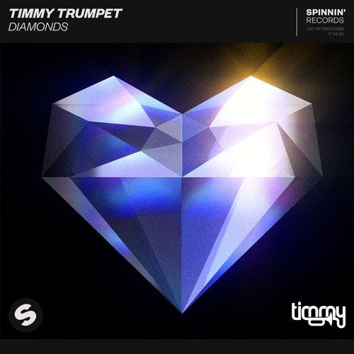 Timmy Trumpet - Diamonds MIDI