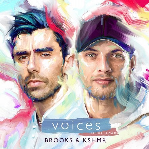 Brooks, KSHMR - Voices (feat. TZAR) MIDI