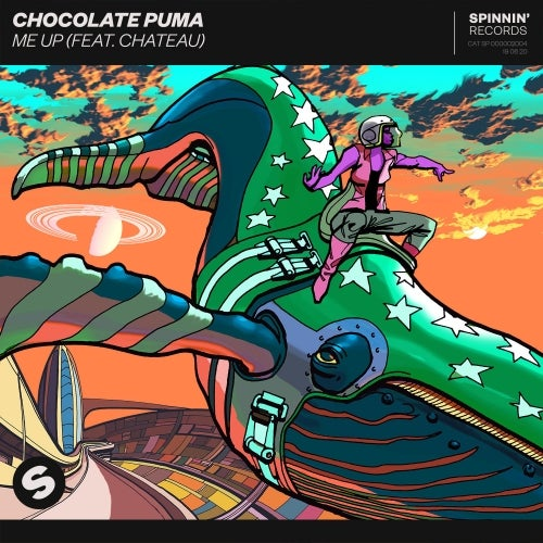 Chocolate Puma - Me Up (feat. Chateau) MIDI