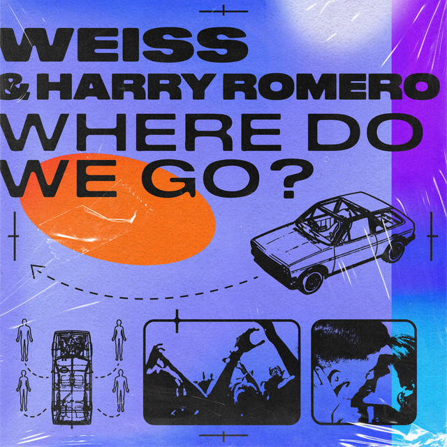 Weiss, Harry Romero - Where Do We Go? MIDI