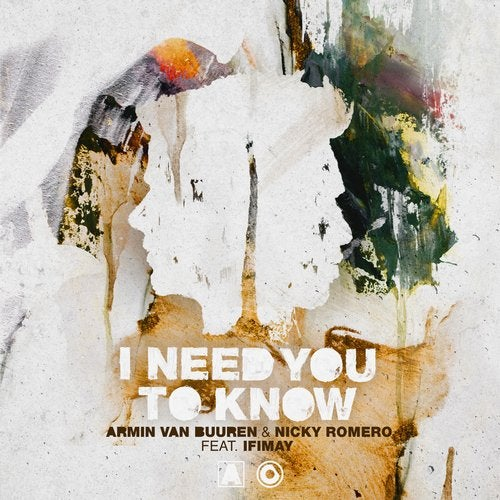 Armin van Buuren, Nicky Romero, Ifimay - I Need You To Know MIDI