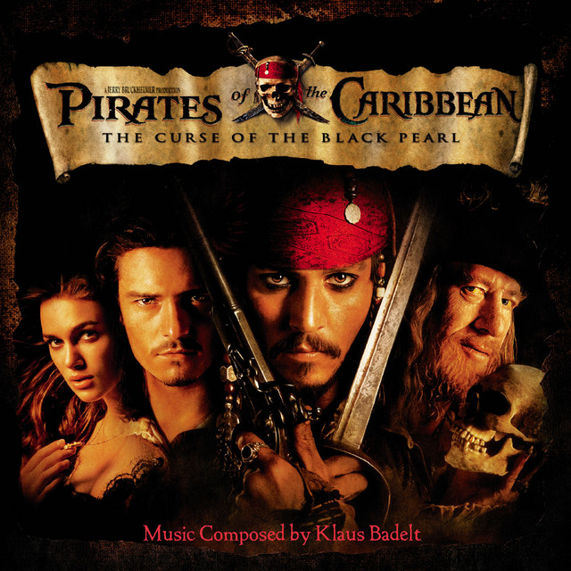Klaus Badelt, Hans Zimmer, Tiesto - He's a pirate (Pirates of the Caribbean) MIDI