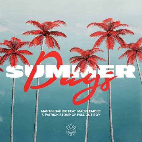 Martin Garrix, Macklemore - Summer Days (feat. Patrick Stump of Fall Out Boy) MIDI