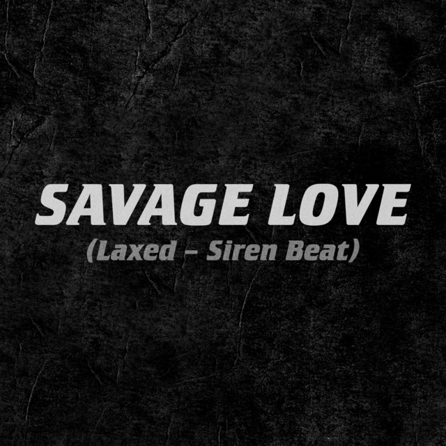 Jason Derulo - Savage Love (Laxed - Siren Beat) MIDI