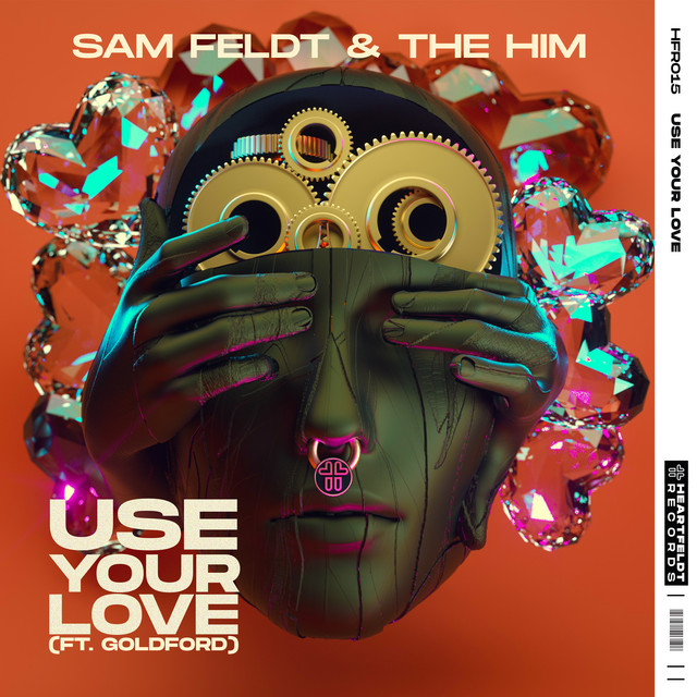 Sam Feldt, The Him - Use Your Love (feat. Goldford) MIDI