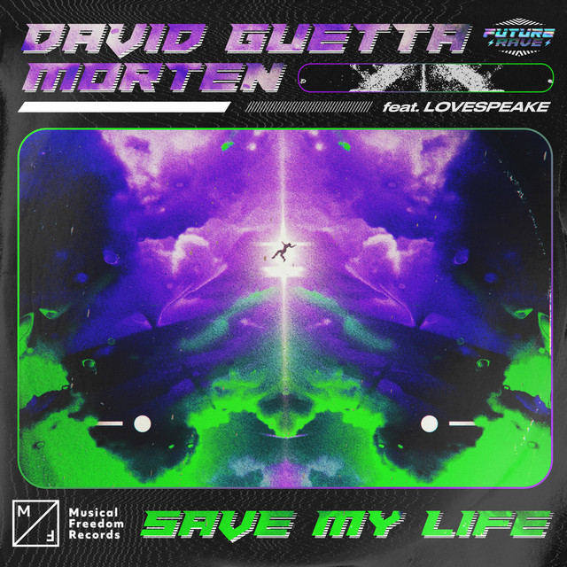 David Guetta, MORTEN - Save My Life (feat. Lovespeake) MIDI
