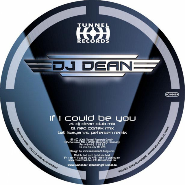 DJ Dean - If I Could Be You MIDI