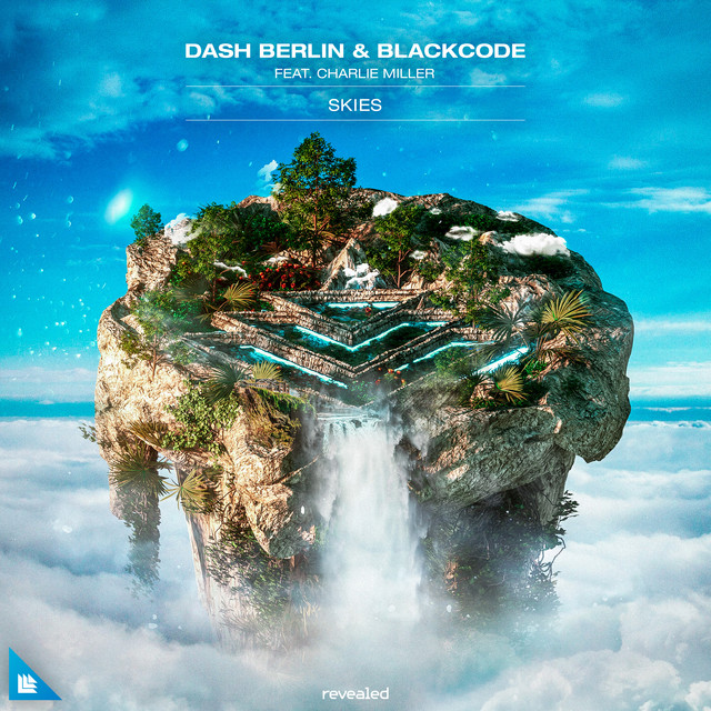 Dash Berlin, Blackcode, Charlie Miller - Skies MIDI