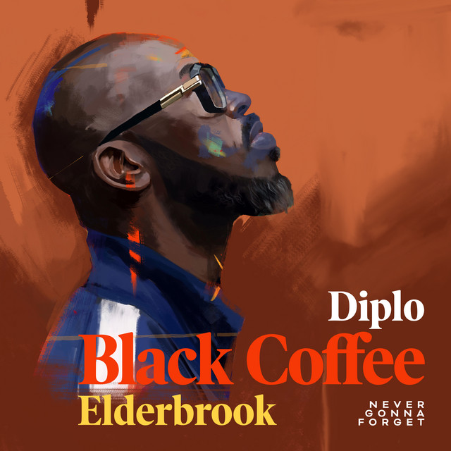 Black Coffee, Diplo - Never Gonna Forget (feat. Elderbrook) MIDI