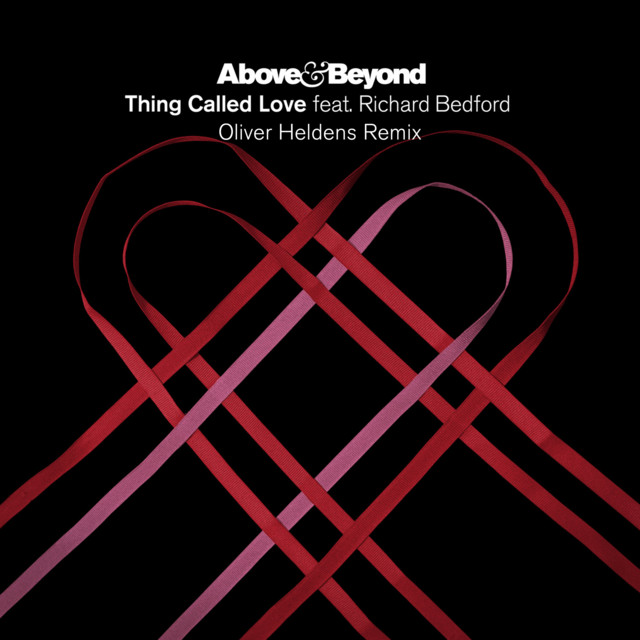 Above & Beyond - Thing Called Love (Oliver Heldens Remix) (feat. Richard Bedford) MIDI