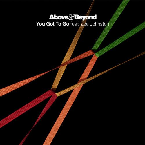 Above & Beyond - You Got To Go MIDI