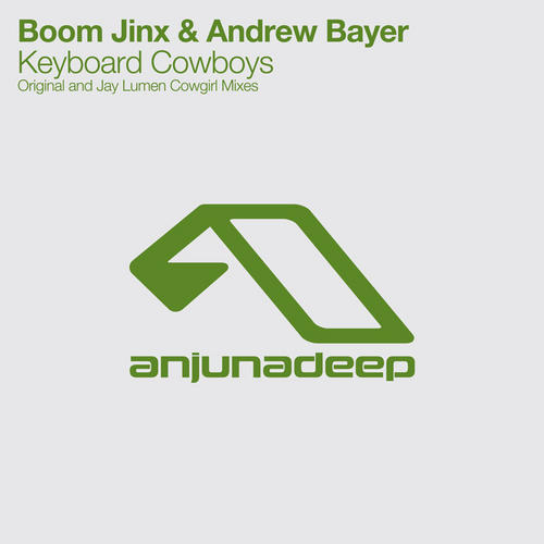 Boom Jinx, Andrew Bayer - Keyboard Cowboys MIDI