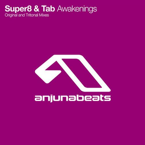 Super8 & Tab - Awakenings MIDI