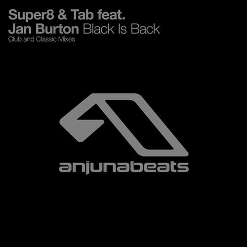 Super8 & Tab, Jan Burton - Black Is Back MIDI