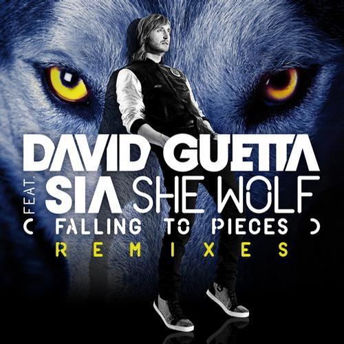 David Guetta ft. Sia - She Wolf (Falling To Pieces) MIDI