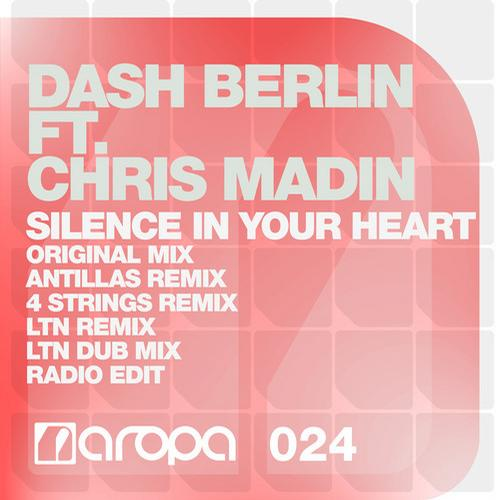 Dash Berlin ft. Chris Madin - Silence In Your Heart (4 Strings Remix) MIDI