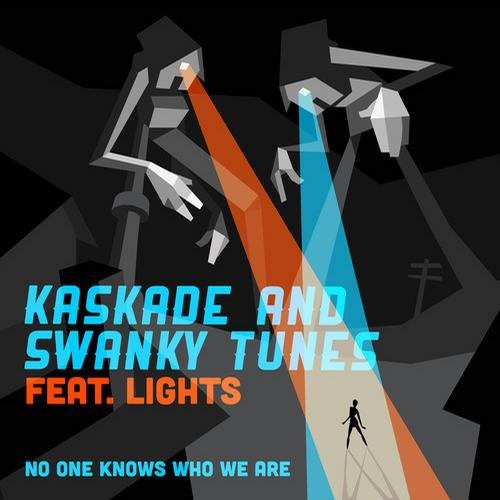 Kaskade, Swanky Tunes, Lights - No One Knows Who We Are (Original Mix) MIDI