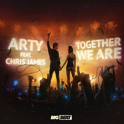Arty ft. Chris James - Together We Are MIDI