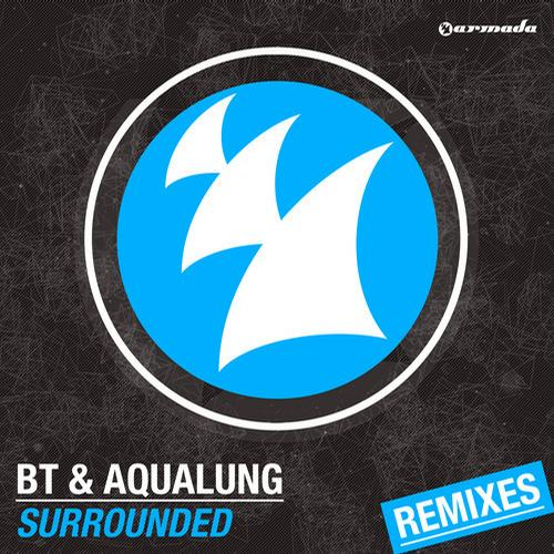 BT ft. Aqualung - Surrounded (Tony Awake Remix) MIDI