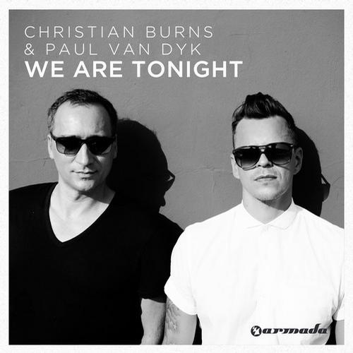 Christian Burns & Paul van Dyk - We Are Tonight MIDI